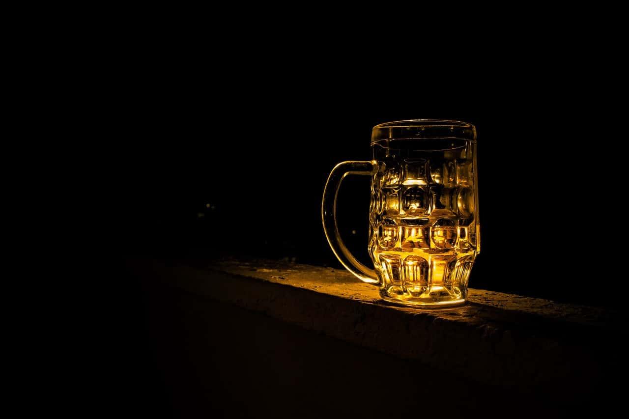 JAzda alkohol